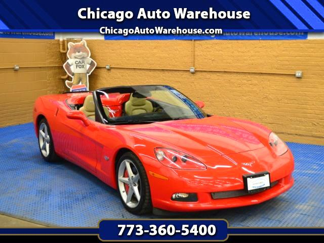 2013 Chevrolet Corvette Premium Convertible 3LT