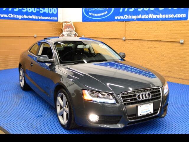 2010 Audi A5 Coupe 2.0T Quattro Premium Plus