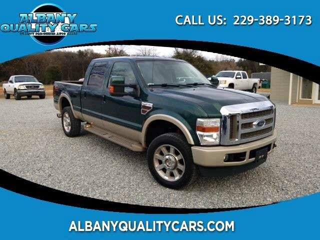 2009 Ford F-350 SD King Ranch