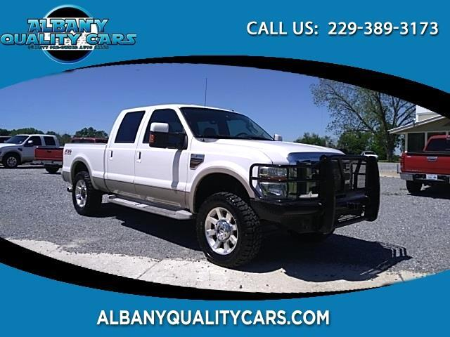 2010 Ford F-250 SD King Ranch