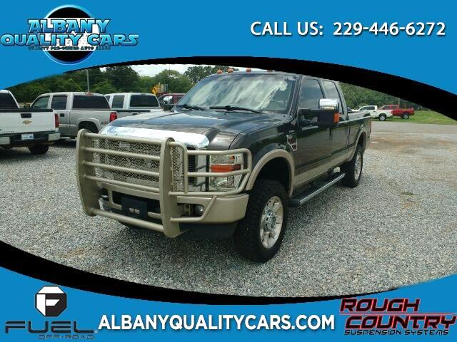 2009 Ford F-250 SD King Ranch