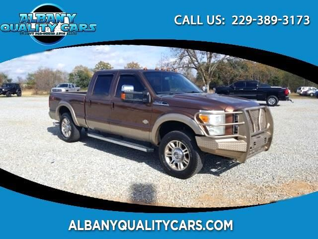 2011 Ford F-250 SD King Ranch