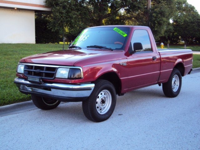 1994 Ford Ranger XLT Reg. Cab Short Bed 2WD
