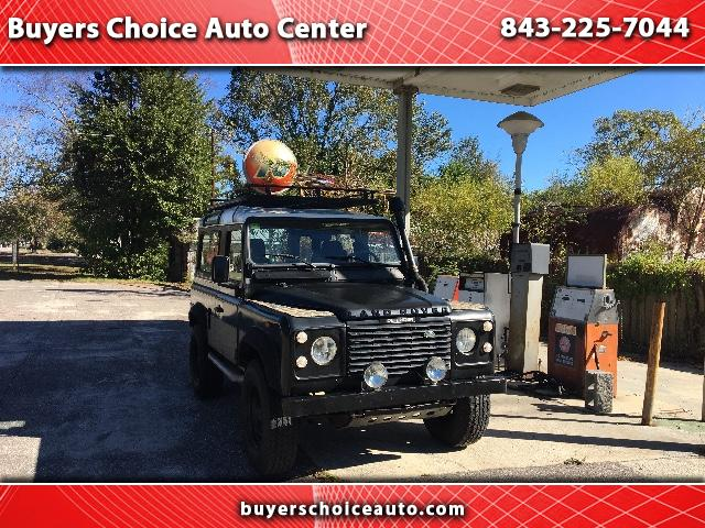 1992 Land Rover Defender 90 LEFT HAND DRIVE