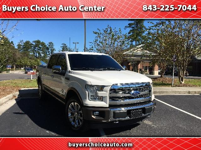 2017 Ford F-150 King-Ranch SuperCrew 5.5-ft. 4WD