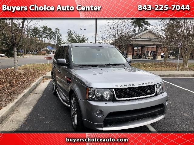 2012 Land Rover Range Rover Sport GT LIMITED EDITION 3