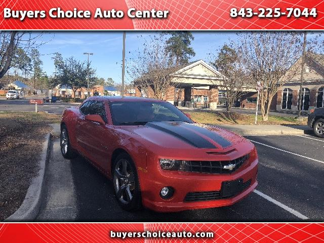 2010 Chevrolet Camaro 2dr Cpe SS w/2SS