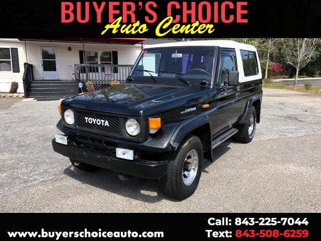 1990 Toyota Land Cruiser BJ73