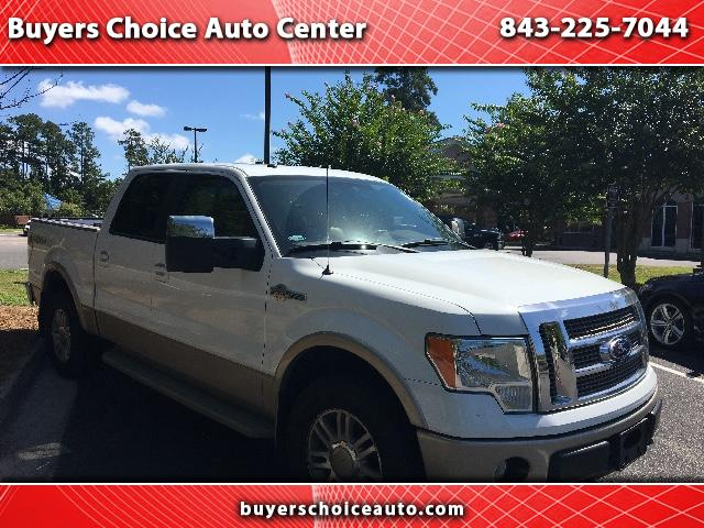 2010 Ford F-150 KING RANCH CREW CAB