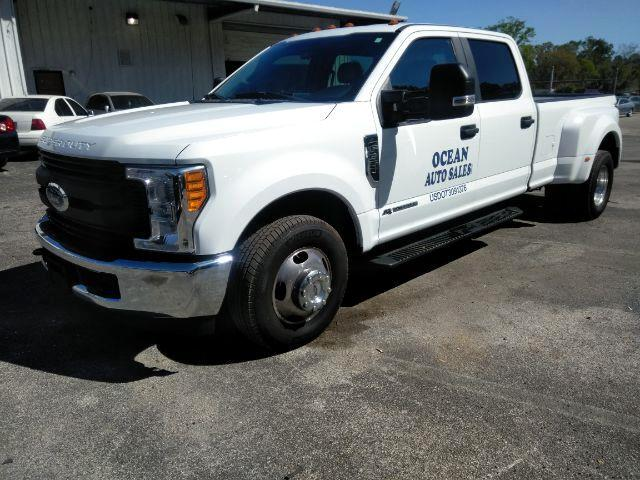 2017 Ford F-350 SD XL Crew Cab Long Bed DRW 2WD