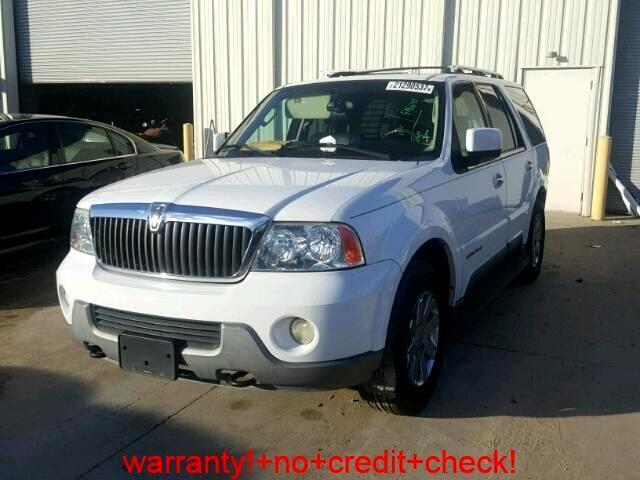 2003 Lincoln Navigator Premium 2WD