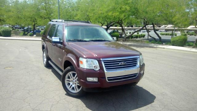 2007 Ford Explorer Limited 4.6L 4WD