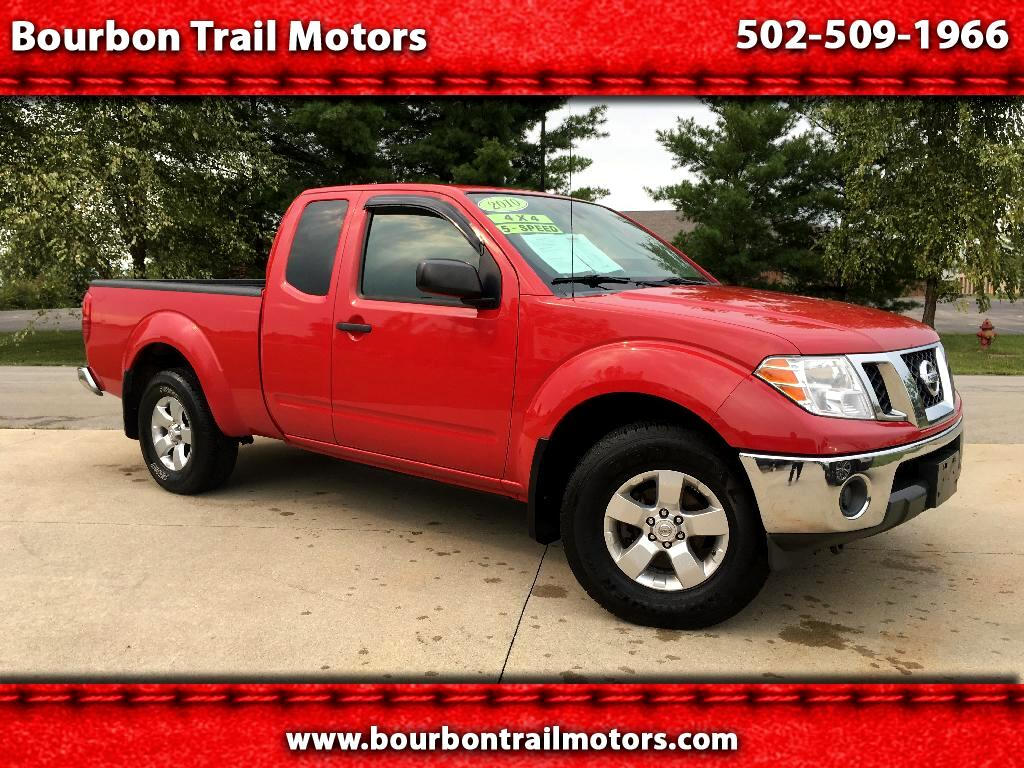 2010 Nissan Frontier LE King Cab 4WD