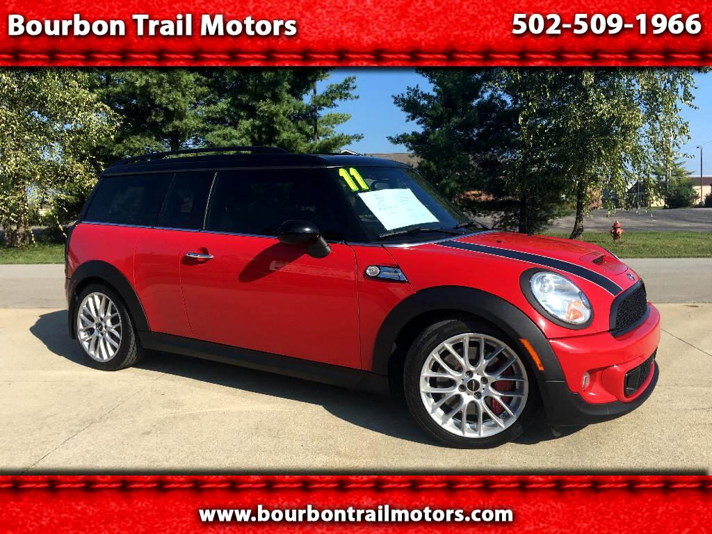 2011 MINI Clubman John Cooper Works