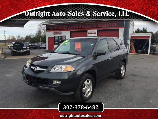 2006 Acura MDX 4dr SUV AT Touring