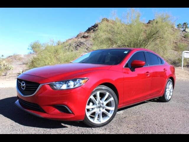 2014 Mazda MAZDA6 TOURING