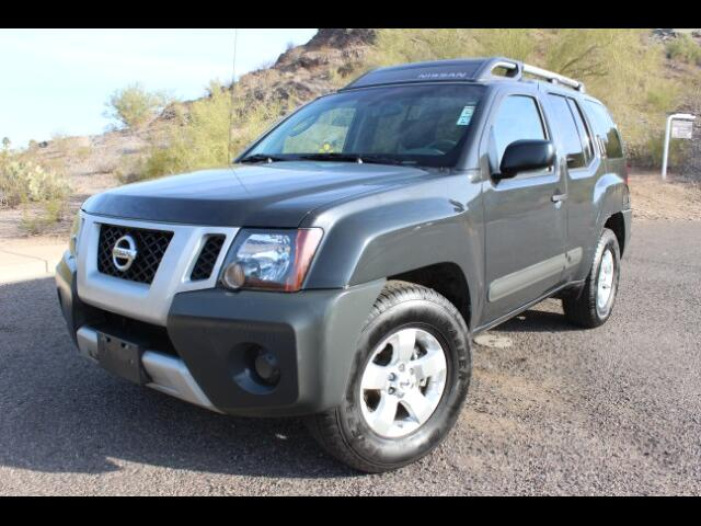 2012 Nissan Xterra OFF ROAD