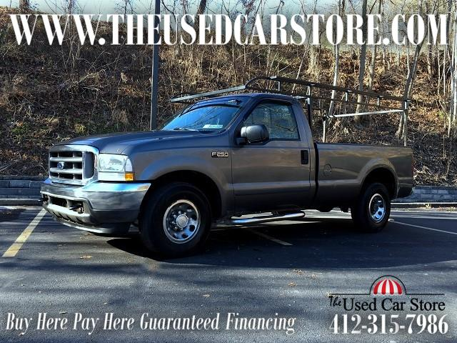 2003 Ford F-250 SD XLT 2WD
