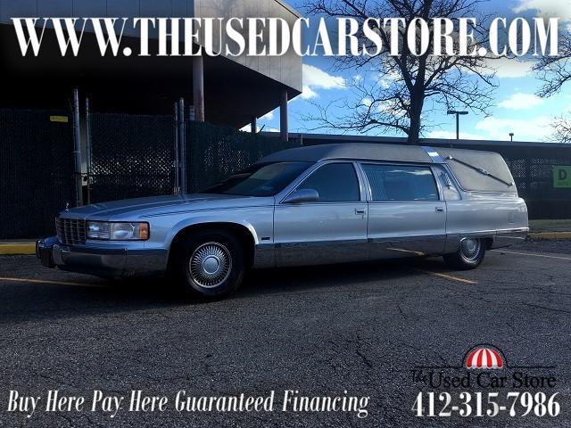 1996 Cadillac Hearse Fleetwood