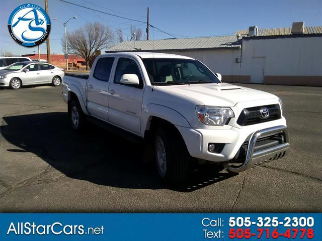 2013 Toyota Tacoma 4WD Double Cab V6 AT TRD Pro (Natl)