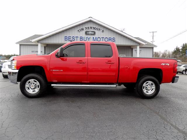 2009 Chevrolet Silverado 2500HD LTZ Crew Cab Long Box 4WD