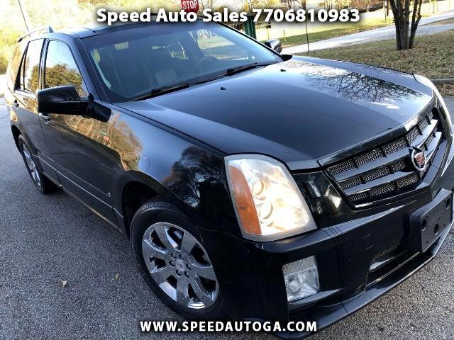2008 Cadillac SRX V6
