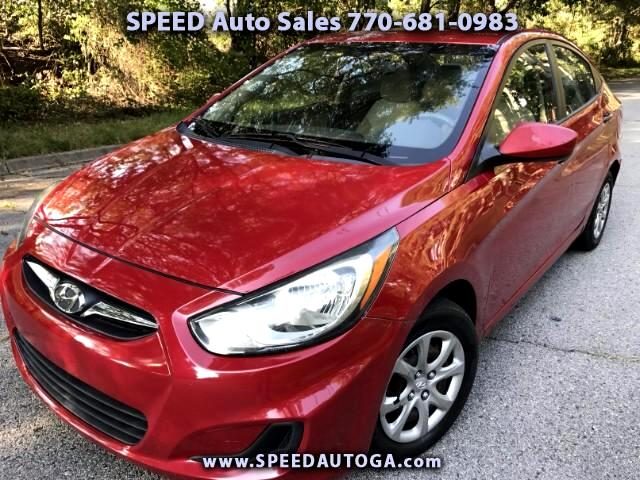 2012 Hyundai Accent GLS 4-Door