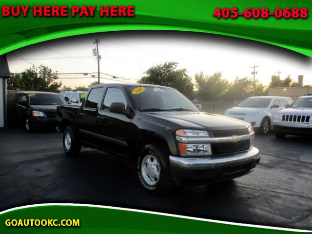 2005 Chevrolet Colorado CREW CAB LT