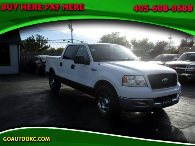 2005 Ford F-150 XLT SuperCrew