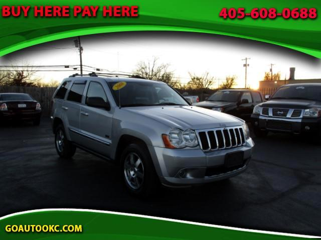 2008 Jeep Grand Cherokee 4dr Limited 4WD