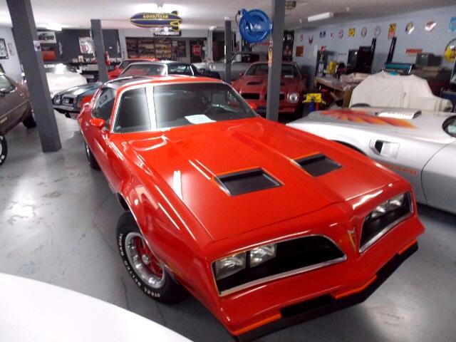 1978 Pontiac Firebird 2dr Cpe Formula