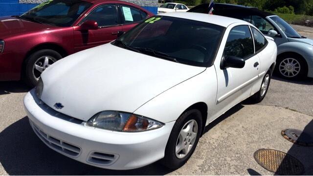 2002 Chevrolet Cavalier Coupe
