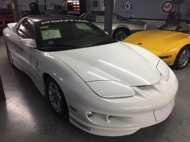 1998 Pontiac Firebird Coupe
