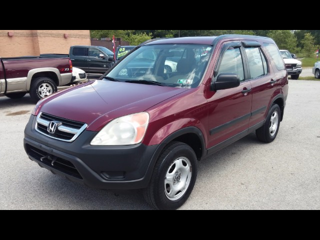 2003 Honda CR-V LX 4WD 4-spd AT