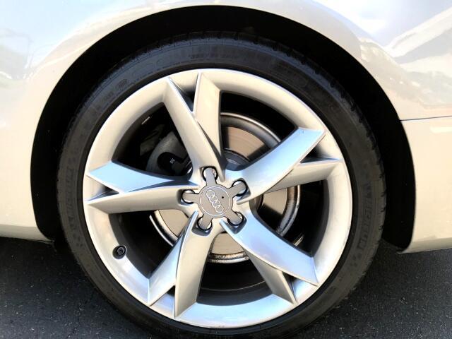 2009 Audi A5 Coupe 3.2 quattro Tiptronic