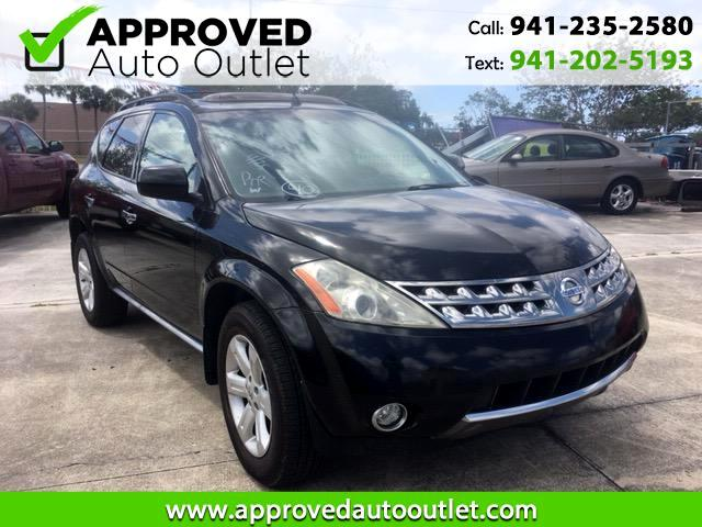 Great 2007 Nissan Murano