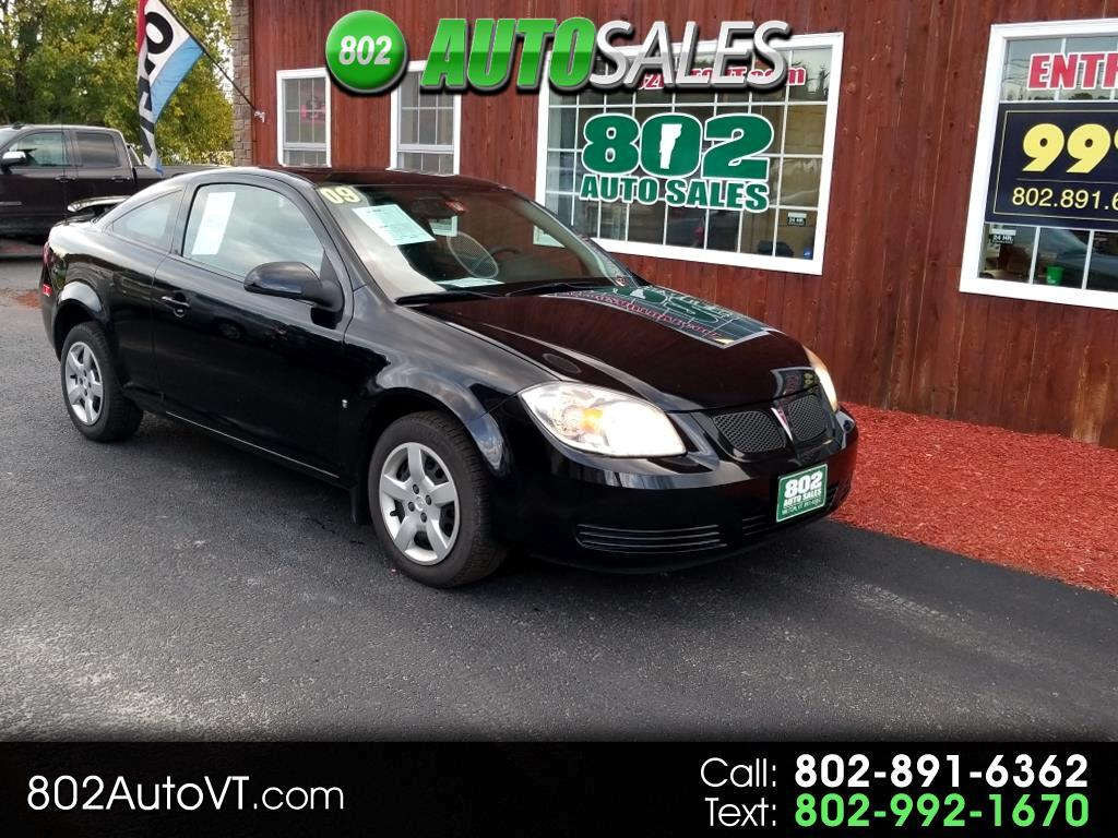 RPMWired.com car search / 2009 Pontiac G5