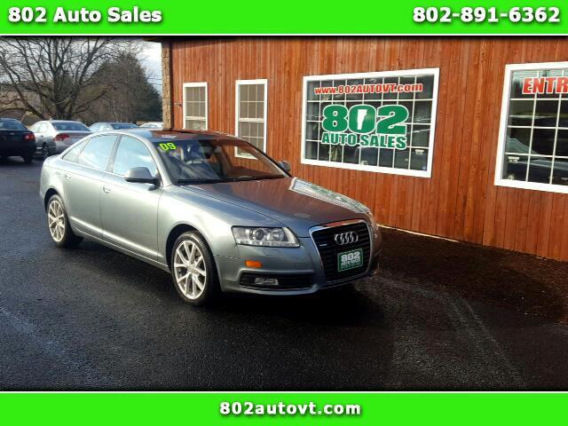 2009 Audi A6 3.0T Premium Plus quattro