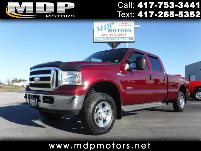 2005 Ford F-250 SD Lariat 4WD Crew Cab Long Bed