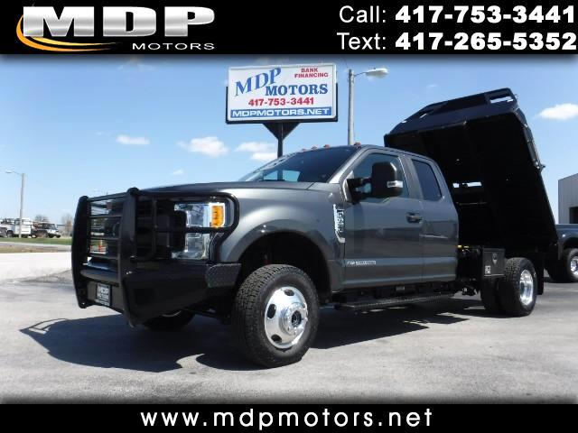 2017 Ford F-350 SD XL SuperCab Long Bed DRW 4WD