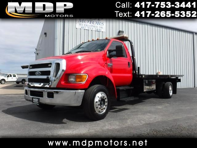 2006 Ford F-650 Roll Back Regular Cab DRW