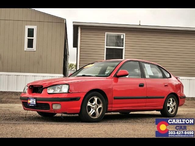 2001 Hyundai Elantra GT