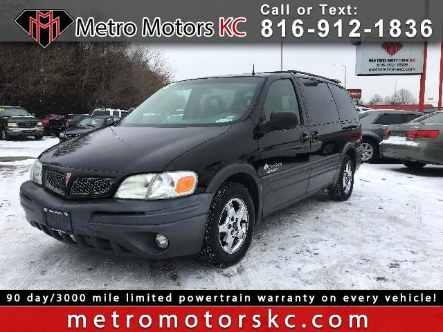 2002 Pontiac Montana 1SA Extended