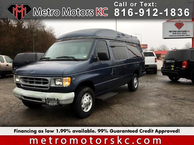 1997 Ford Club Wagon XL Super