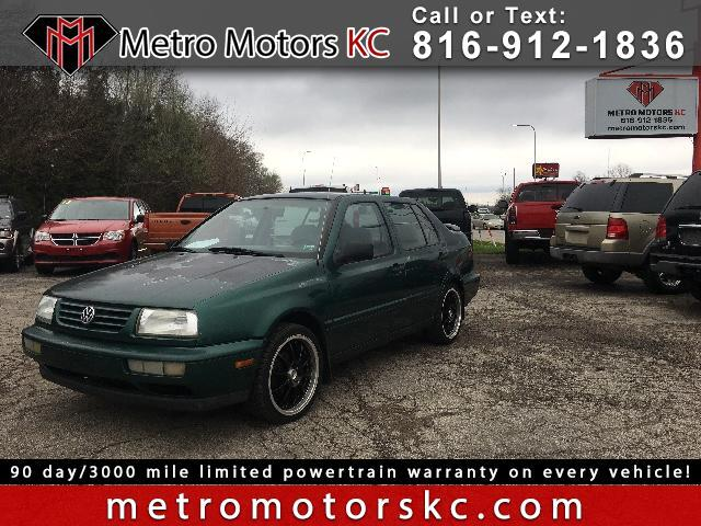 1996 Volkswagen Jetta GL