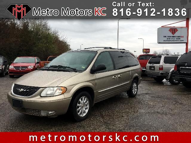 2002 Chrysler Town & Country LXI