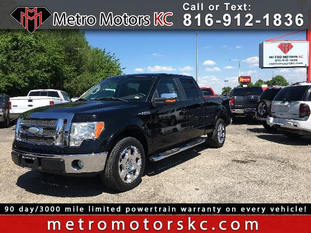 2009 Ford F-150 Lariat SuperCrew 6.5-ft Box 2WD