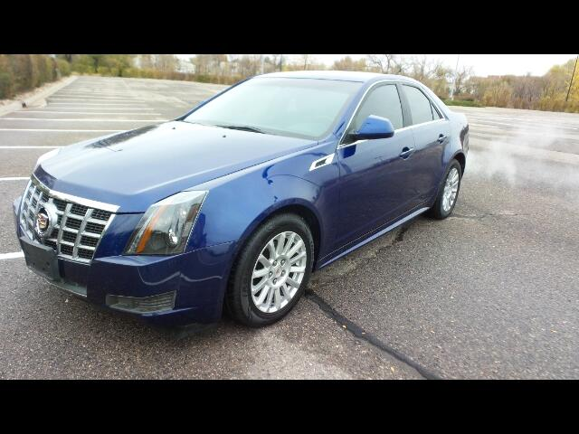 2012 Cadillac CTS Base AWD
