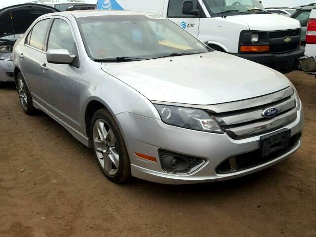 2011 Ford Fusion V6 Sport AWD