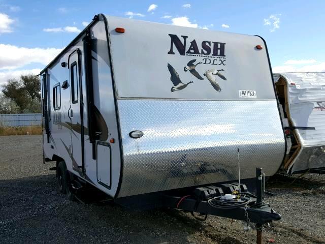 2013 Nash 23B DLX